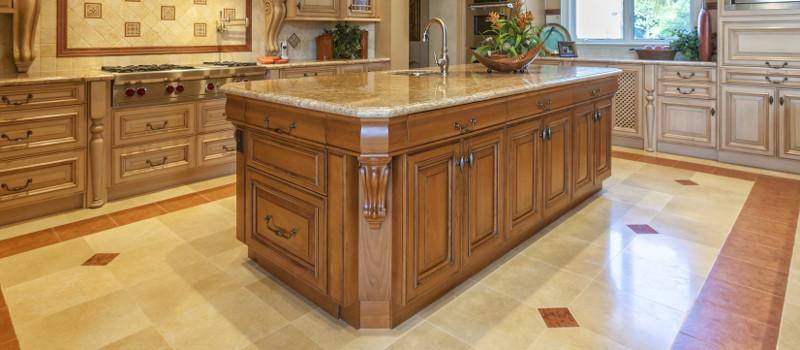 Kitchen Flooring Options Best Cork Tiles For Kitchen