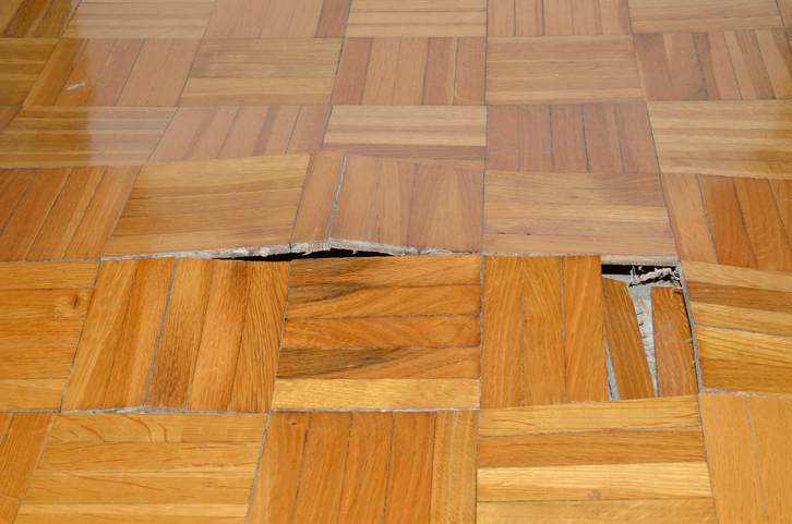 Flooring Repair, Davidson, NC