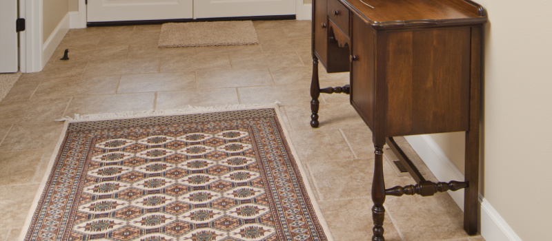 Laminate Tile Flooring in Cornelius, North Carolina